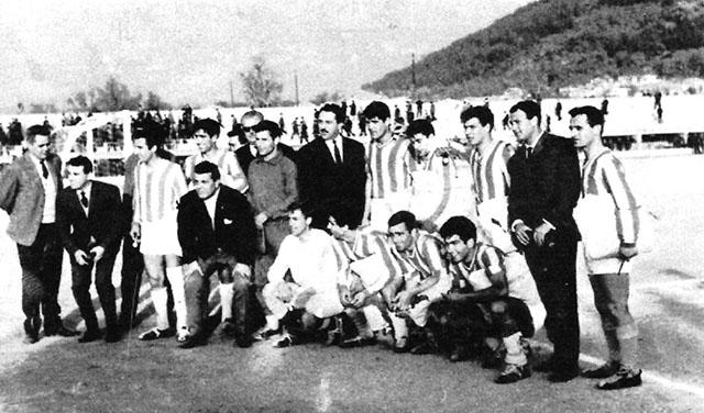 Η άνοδος του Ολυμπιακού Βόλου στην Α' Εθνική για πρώτη φορά την περίοδο 1966 – '67(Μέρος Β)