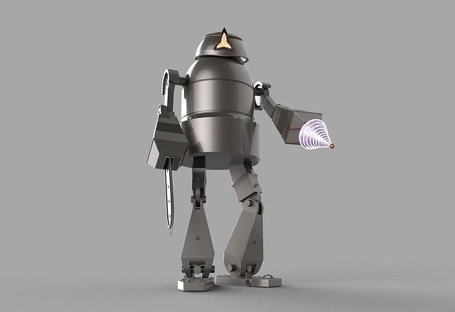 Πρωτιά για ομάδα Έλληνα καθηγητή σε διαγωνισμό ρομπότ του Πενταγώνου