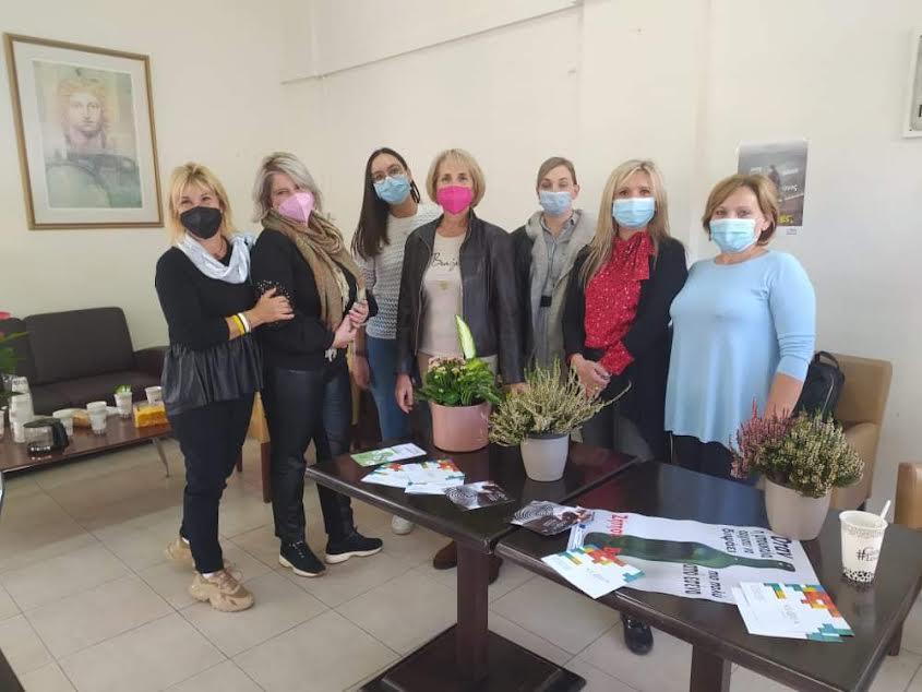 Δράσεις του Κέντρου Κοινότητας Δήμου Ρήγα Φεραίου για την Ημέρα Ψυχικής Υγείας