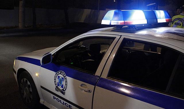 Συνελήφθη στις Μικροθήβες για κατοχή παράνομου οπλισμού