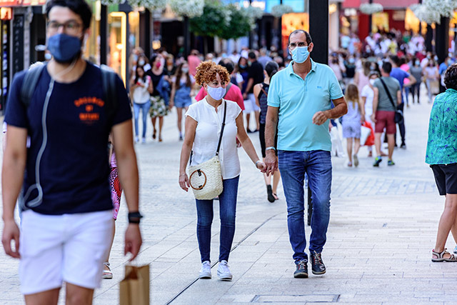 Κορονοϊός: 3407 νέα κρούσματα σήμερα στην Ελλάδα - 34 νεκροί και 347 διασωληνωμένοι-138 Μαγνησία