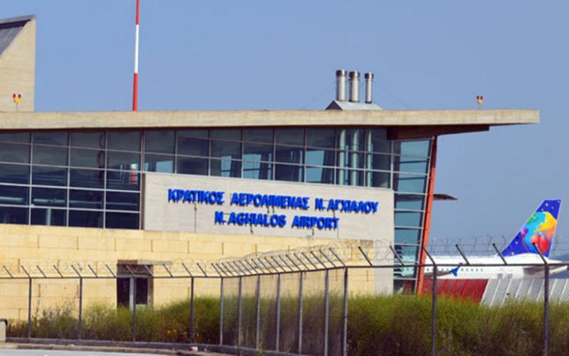 Αχ. Μπέος:  «Δεν πιστεύω  στη δυναμική  του αεροδρομίου  Ν. Αγχιάλου»