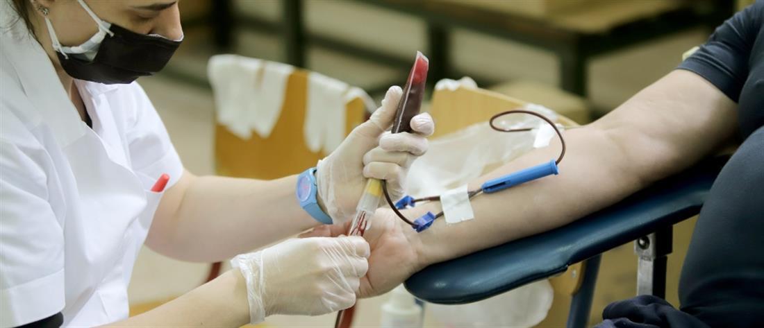 Κορονοϊός: Αρνούνται μετάγγιση με αίμα από εμβολιασμένους