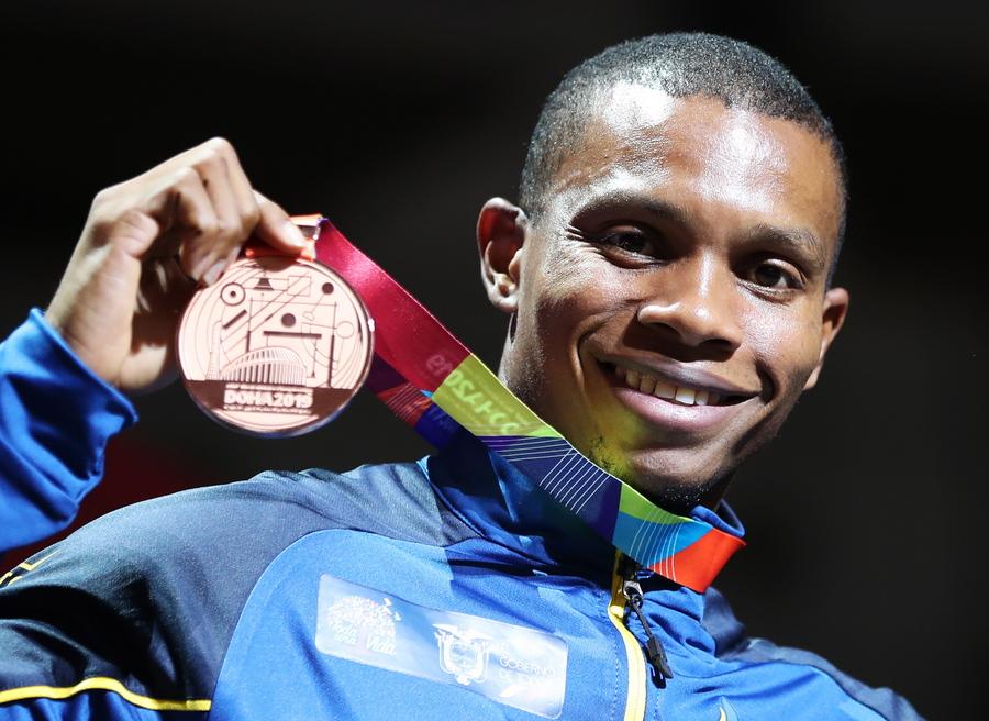 Κουινόνεζ: Δολοφονήθηκε στο Εκουαδόρ ο «χάλκινος» παγκόσμιος πρωταθλητής στα σπριντ
