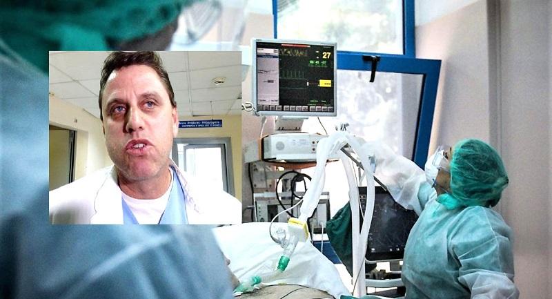 Νεκρός 40χρονος από κορονοϊό στο νοσοκομείο Βόλου