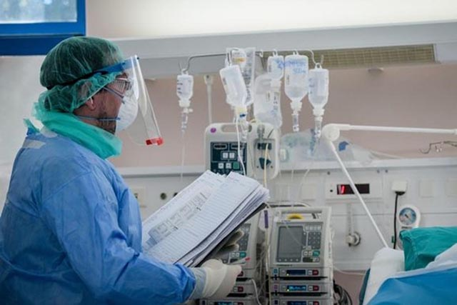Κορονοϊός: Η Βουλγαρία στέλνει ασθενείς στο εξωτερικό