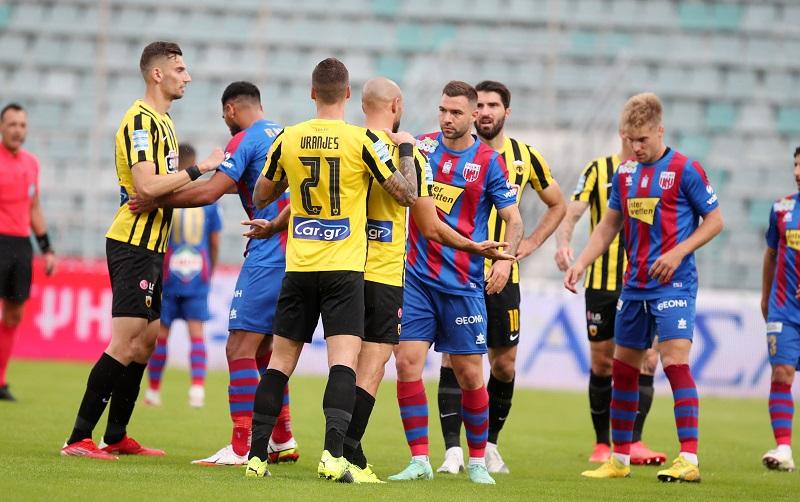 Πέρασε με νίκη η ΑΕΚ από τον Βόλο (1-3)