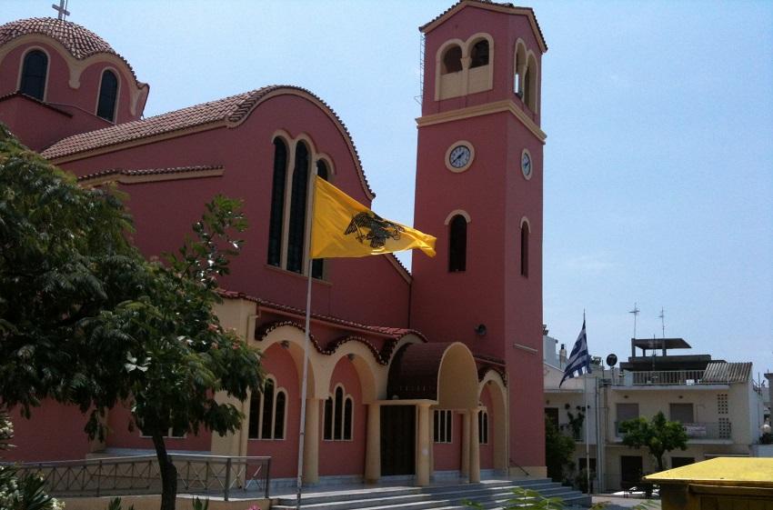 Τη μνήμη του Αγίου Δημητρίου πανηγυρίζει η Μητρόπολη Δημητριάδος