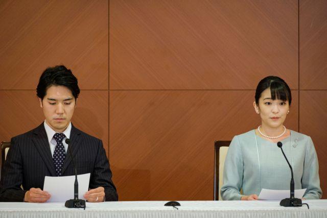 Ιαπωνία – Η πριγκίπισσα Μάκο παντρεύτηκε «κοινό θνητό» – Έχασε τη βασιλική της ιδιότητα