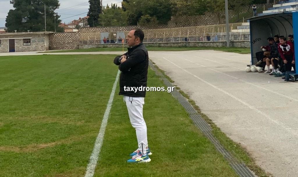 Ανδρουτσόπουλος: «Τέτοιες εμφανίσεις  μας μεγαλώνουν ποδοσφαιρικά»
