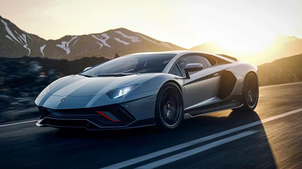 Η Lamborghini σταματά την παραγωγή της Aventador