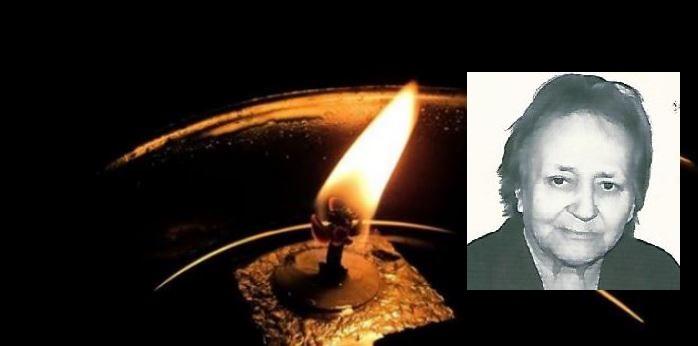 ΠΕΝΘΟΣ - ΕΥΧΑΡΙΣΤΗΡΙΟ ΜΑΡΙΑ ΒΟΥΡΔΟΥΜΠΑΚΗ