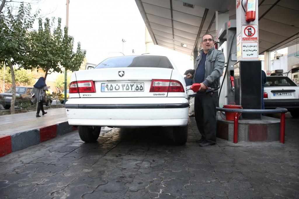 Ξένος δάκτυλος πίσω από την κυβερνοεπίθεση στα πρατήρια καυσίμων λέει το Ιράν