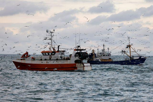 Επεισόδιο με δύο Βρετανικά αλιευτικά ανοιχτά της Χάβρης
