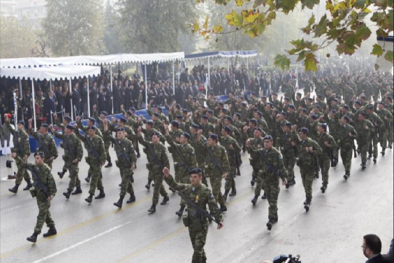 28η Οκτωβρίου: Δείτε live την στρατιωτική παρέλαση στην Θεσσαλονίκη