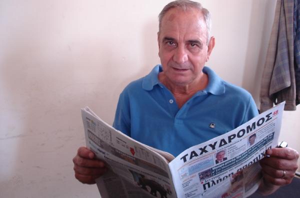 Ζαντέρογλου: «Μεγαλύτερη ανταμοιβή η καλημέρα του κόσμου»