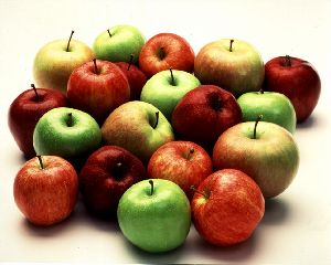 Φάτε μήλα για γερά οστά