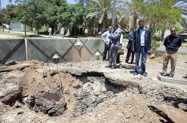 Πολύνεκρη επιδρομή του ΝΑΤΟ στη Λιβύη