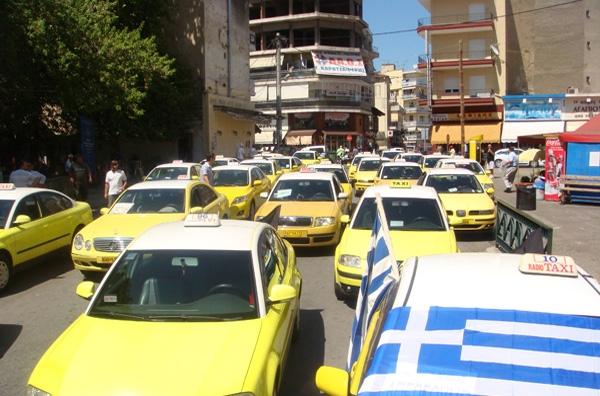 Κυκλώνουν τη Βουλή σήμερα τα ταξί