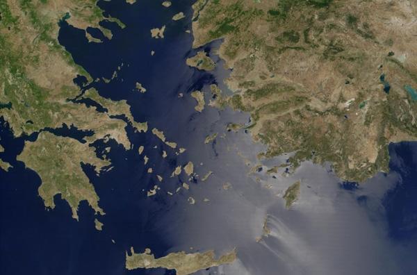 Τουρκικό βιβλίο για συμφωνία στο Αιγαίο ανάβει φωτιές