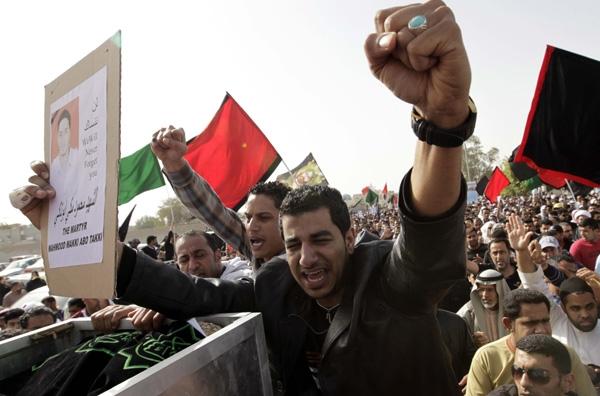 Κύμα διαδηλώσεων στη Μέση Ανατολή