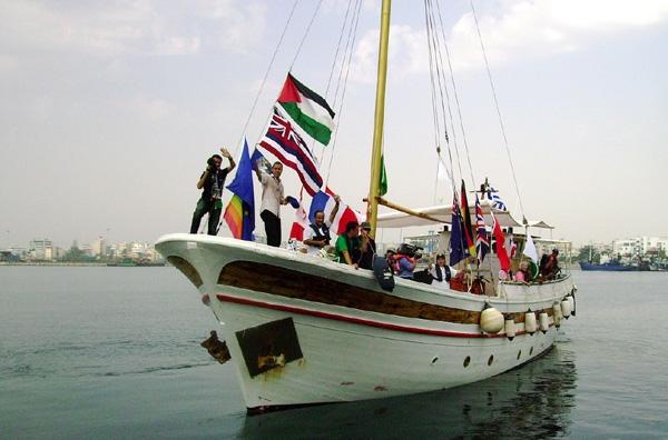 Χωρίς Ελληνες ο στολίσκος για τη Γάζα