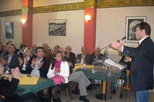 Κεντρικές ομιλίες Απόστολου Παπατόλια