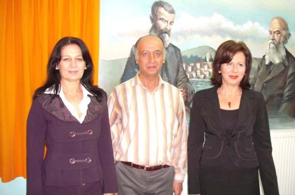 Διεθνείς ζωγράφοι στη Σκιάθο