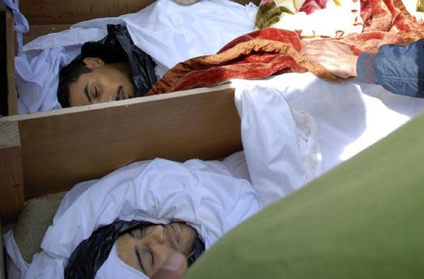 Λουτρό αίματος στη Λιβύη