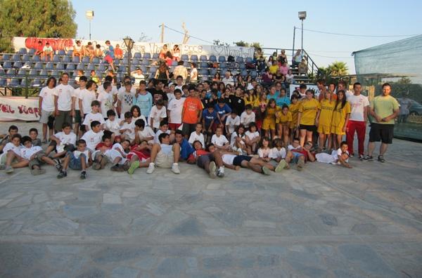 Τουρνουά Street Handball στην Αγριά