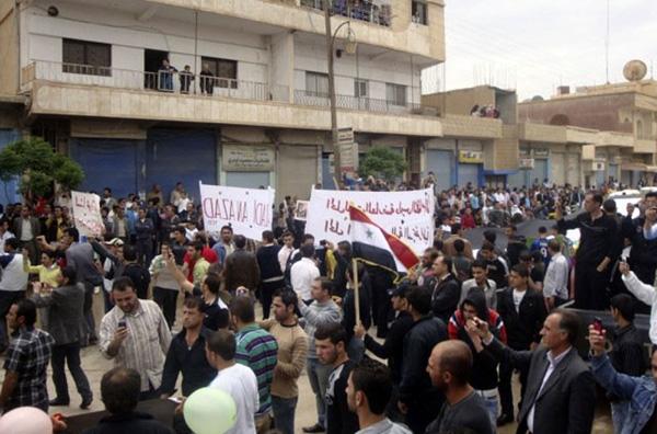 Πυρ κατά Σύρων που ζητούν ελευθερία