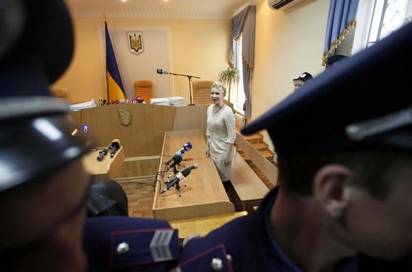 Επτά χρόνια κάθειρξη στην Τιμοσένκο