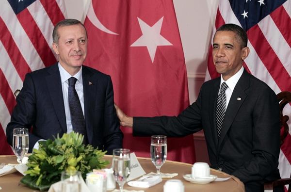 Απέκλεισε τη στρατιωτική βία ο Ερντογάν