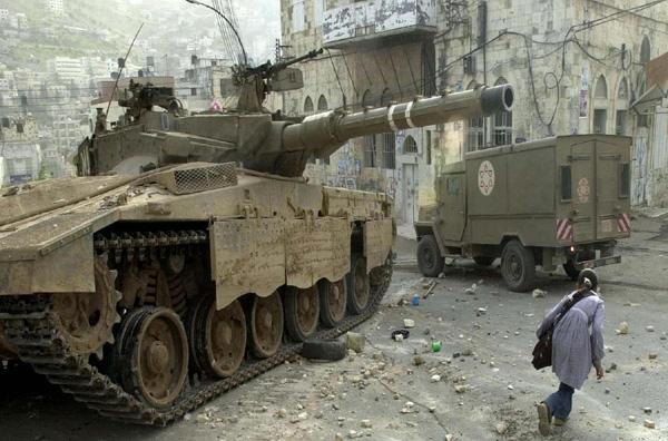 Ο Ασαντ κατέλαβε τη Χάμα με τανκς