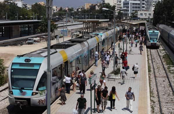Τρόμος σε τρένο προς Βόλο
