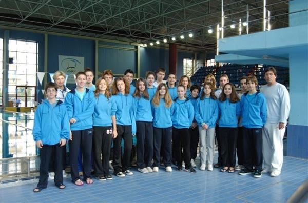 Σάρωσαν τα μετάλλια οι κολυμβητές του ΟΕΑ-ΝΑΒ