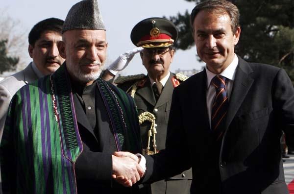 Αιφνιδιαστικά στο Αφγανιστάν ο Θαπατέρο