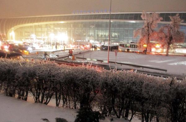 Επίθεση αυτοκτονίας στο αεροδρόμιο της Μόσχας