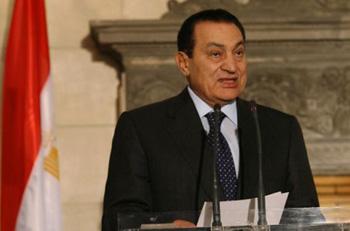 Διπλωματική παραίτηση Μουμπάρακ