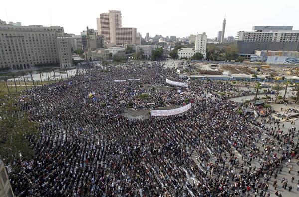 Κρίσιμες ώρες για την Αίγυπτο