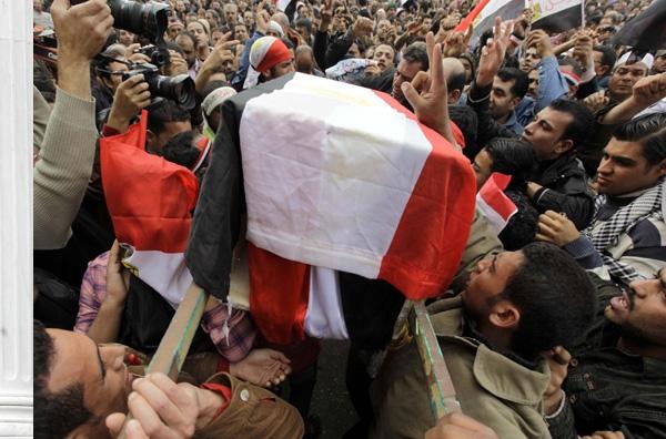 Παραμένει το αδιέξοδο στην Αίγυπτο
