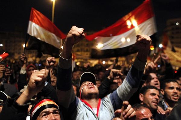 Δεν παραιτείται ο Χόσνι Μουμπάρακ