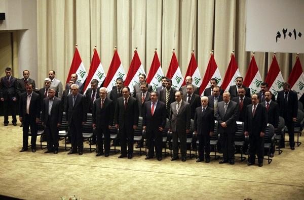 Nέα κυβέρνηση στο Ιράκ