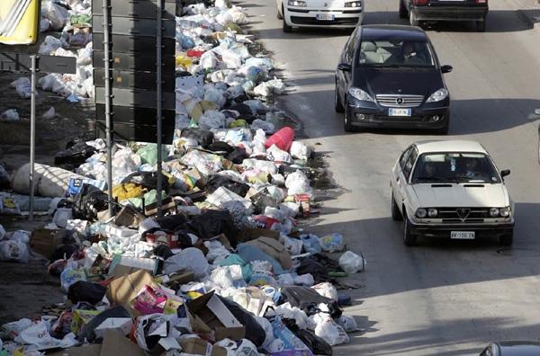 Απόβλητα Ιταλίας στο Βόλο
