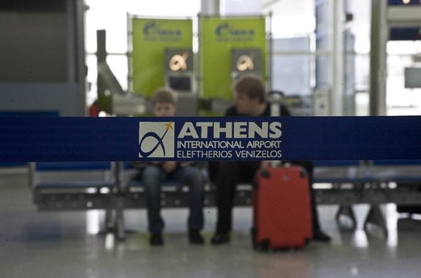 Εορταστική αναστάτωση στο Αεροδρόμιο