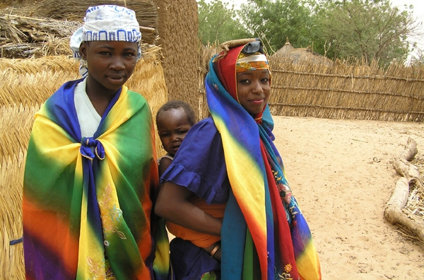 Χρώματα από την Αφρική