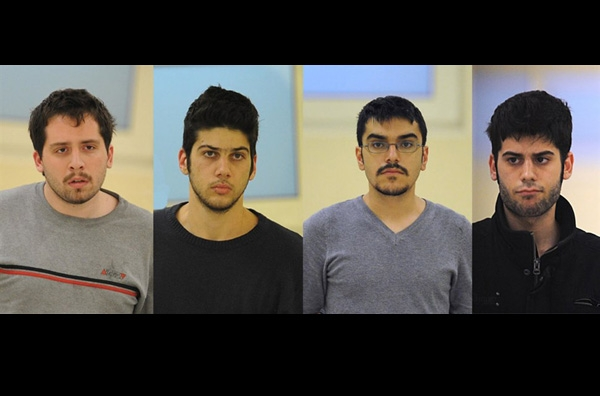 Βαριές κατηγορίες κατά των 5 συλληφθέντων