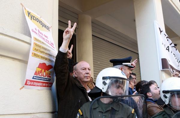 Αναστολή απεργίας αποφάσισαν οι γιατροί