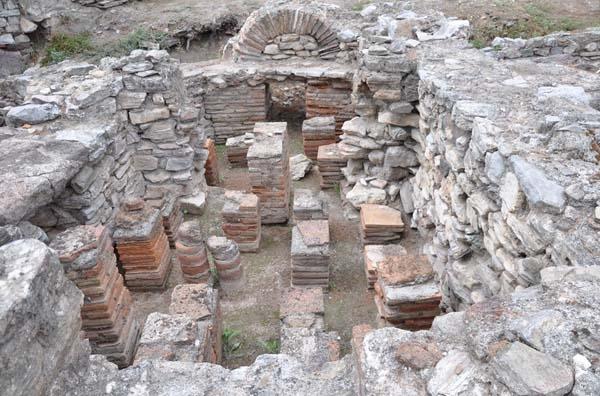 Αρχαιολογική ανακάλυψη στη Ν. Αγχίαλο