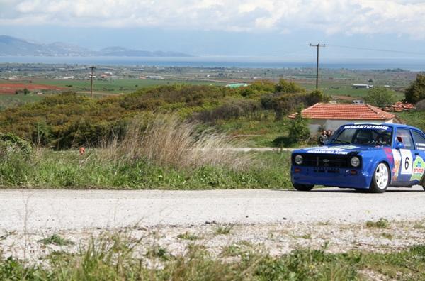 4ο Rally Sprint ΟΘΡΥΣ